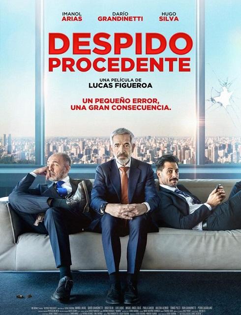 فيلم Despido procedente 2017 مترجم اون لاين