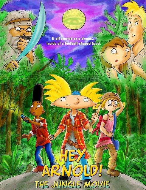 فيلم Hey Arnold The Jungle Movie 2017 مترجم اون لاين