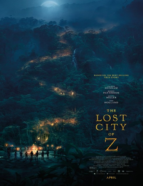 فيلم The Lost City of Z 2016 مترجم اون لاين