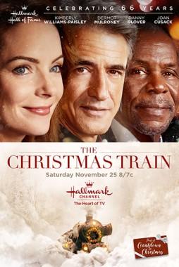 فيلم The Christmas Train 2017 مترجم اون لاين