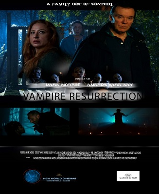 فيلم Vampire Resurrection 2016 مترجم