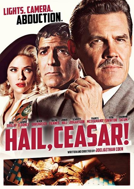 فيلم Hail Caesar 2016 مترجم اون لاين
