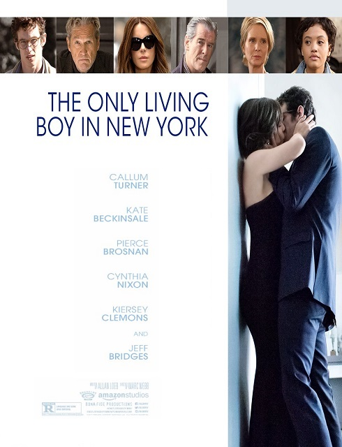 The Only Living Boy in New York 2017 مترجم اون لاين