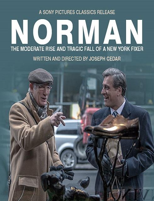 فيلم Norman 2016 مترجم HD اون لاين