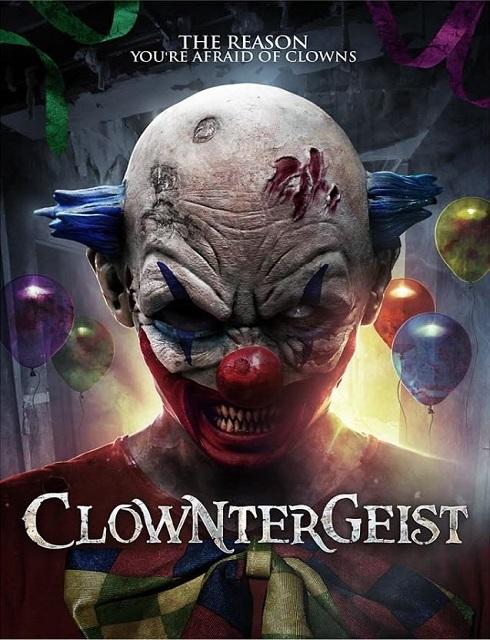 فيلم Clowntergeist 2017 مترجم اون لاين