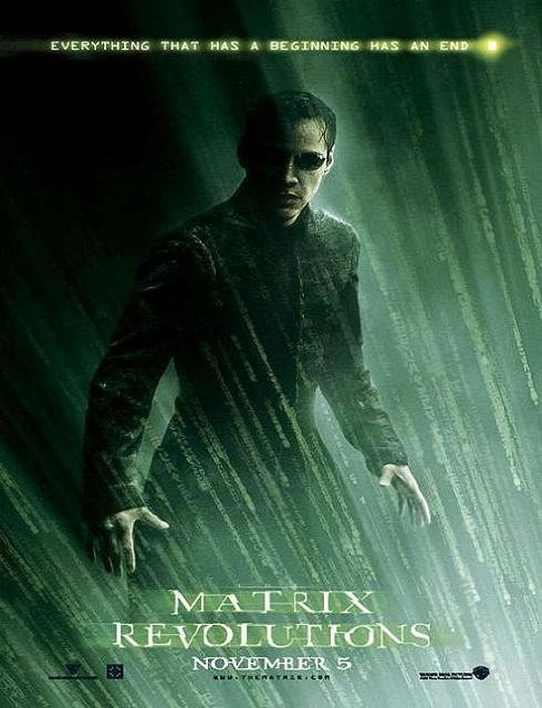فيلم The Matrix Revolutions 2003 مترجم اون لاين