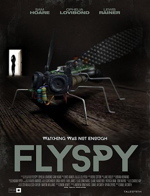 فيلم FlySpy 2016 مترجم اون لاين