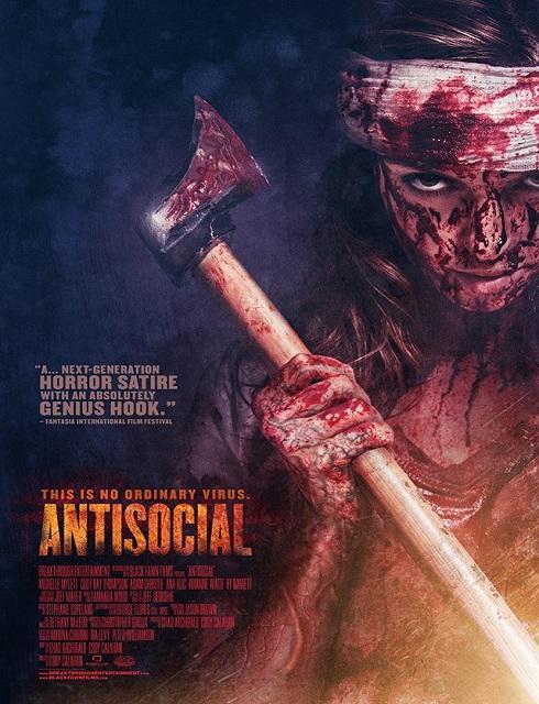 فيلم Antisocial 2013 مترجم اون لاين