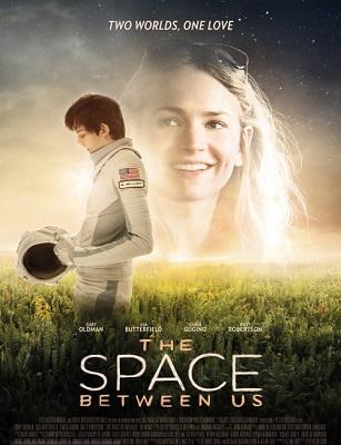 مشاهدة فيلم The Space Between Us 2017 HD مترجم