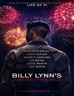 فيلم Billy Lynns Long Halftime Walk 2016 HD مترجم اون لاين