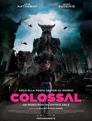 فيلم Colossal 2016 مترجم HD اون لاين