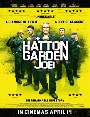 فيلم The Hatton Garden Job 2017 مترجم HD اون لاين
