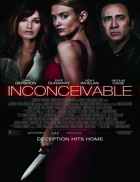 فيلم Inconceivable 2017 مترجم HD