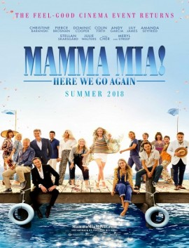 فيلم Mamma Mia Here We Go Again 2018 مترجم اون لاين