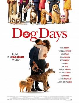 فيلم Dog Days 2018 مترجم اون لاين