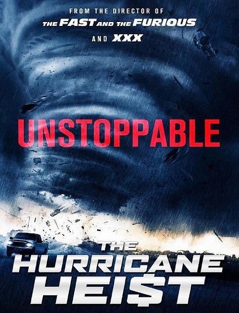 فيلم The Hurricane Heist 2018 مترجم اون لاين