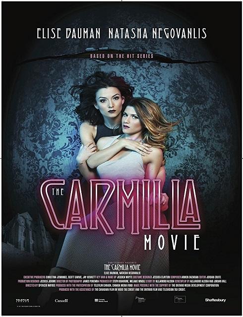 فيلم The Carmilla Movie 2017 مترجم اون لاين