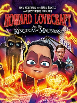 فيلم Howard Lovecraft and the Kingdom of Madness 2018 مترجم