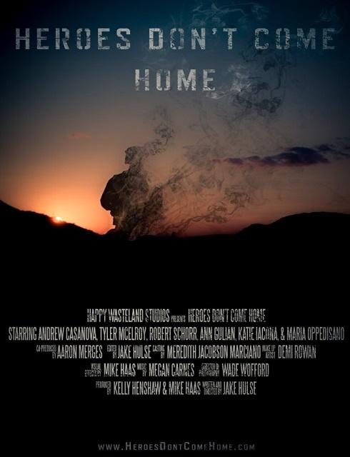 فيلم Heroes Dont Come Home 2016 HD مترجم اون لاين