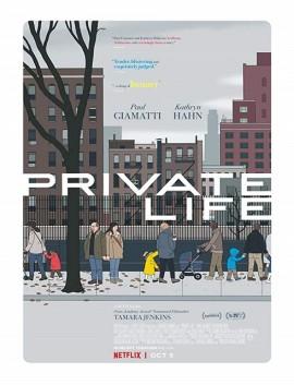 فيلم Private Life 2018 مترجم اون لاين