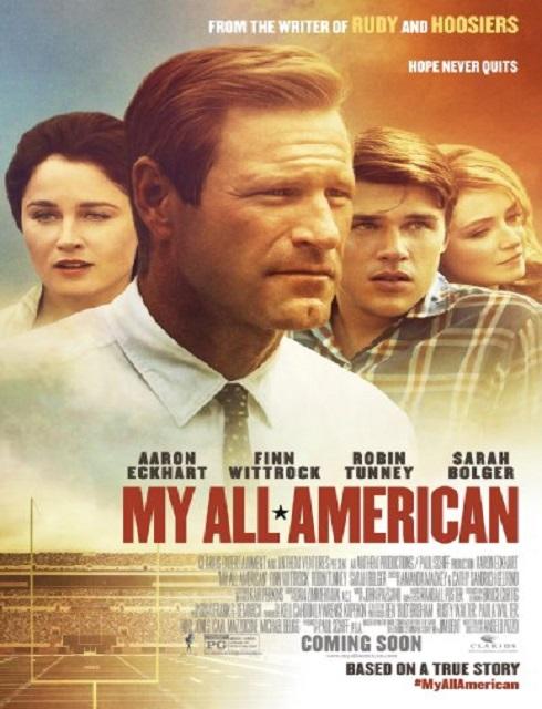 فيلم My All American 2015 مترجم اون لاين