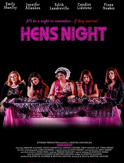 فيلم Hens Night 2018 مترجم اون لاين