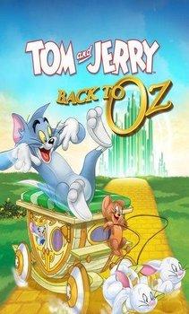 فيلم Tom And Jerry Back to Oz 2016 مترجم اون لاين