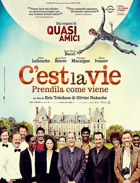 فيلم Cest la vie 2017 مترجم اون لاين