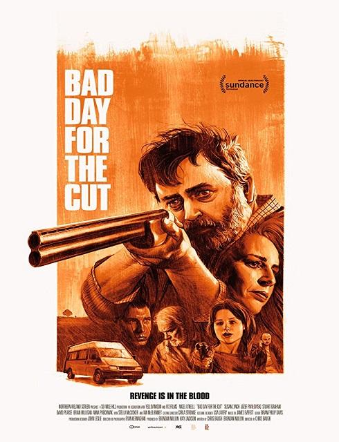 فيلم Bad Day for the Cut 2017 مترجم اون لاين
