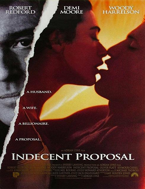 فيلم Indecent Proposal 1993 مترجم اون لاين