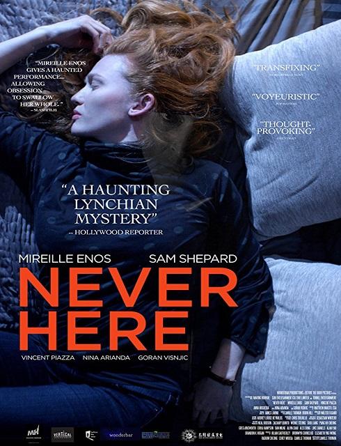 فيلم Never Here 2017 مترجم اون لاين