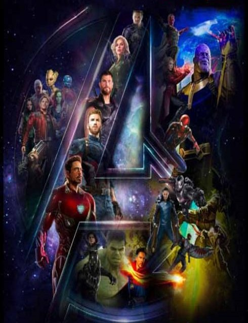 فيلم 2018 All Marvels Movies in one MOVIE مترجم اون لاين