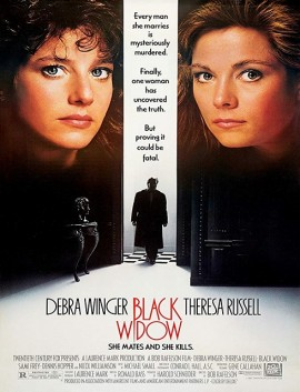فيلم Black Widow 1987 مترجم