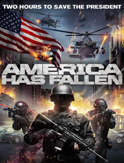 فيلم America Has Fallen 2016 مترجم HD اون لاين