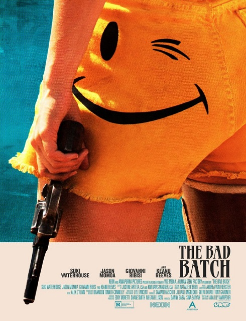 فيلم The Bad Batch 2016 HD مترجم اون لاين