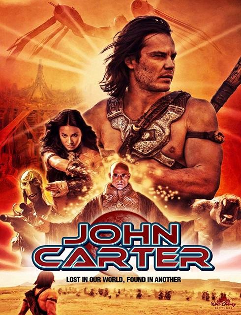 فيلم John Carter 2012 مترجم اون لاين