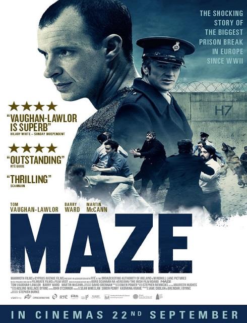 فيلم Maze 2017 مترجم اون لاين
