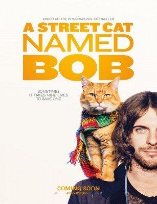 مشاهدة فيلم A Street Cat Named Bob 2016 HD مترجم اون لاين