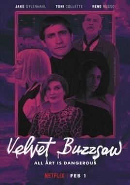 فيلم Velvet Buzzsaw 2019 مترجم