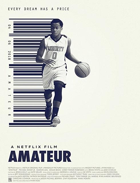 فيلم Amateur 2018 مترجم اون لاين