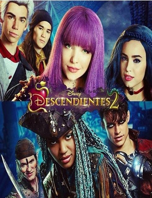 فيلم Descendants 2 2017 مترجم اون لاين