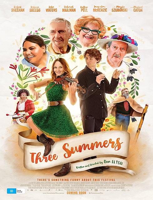 فيلم Three Summers 2017 مترجم اون لاين