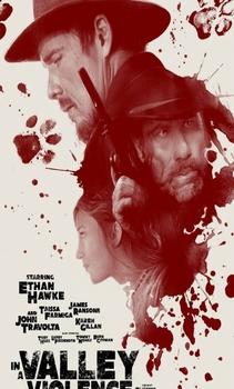فيلم In a Valley of Violence 2016 مترجم اون لاين