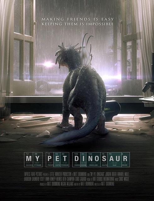 فيلم My Pet Dinosaur 2017 مترجم اون لاين