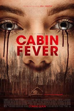 فيلم CABIN FEVER 2016 مترجم اون لاين