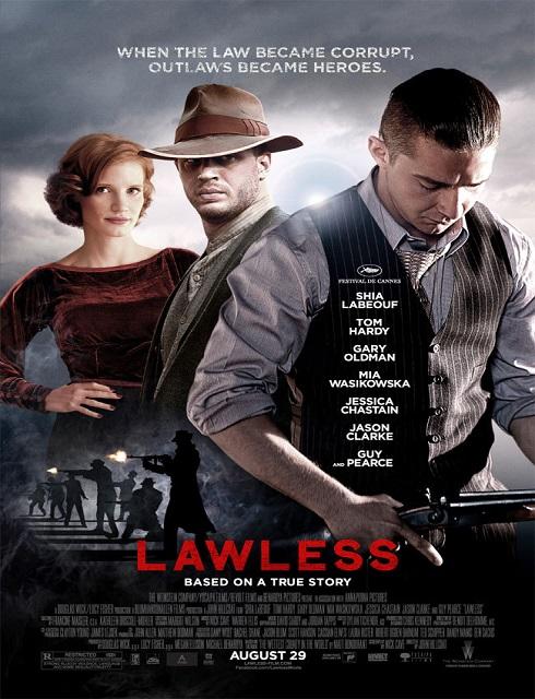فيلم Lawless 2012 مترجم اون لاين