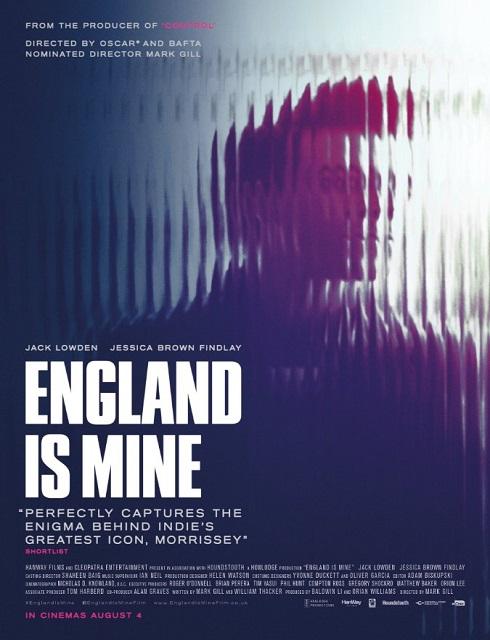 فيلم England Is Mine 2017 مترجم اون لاين