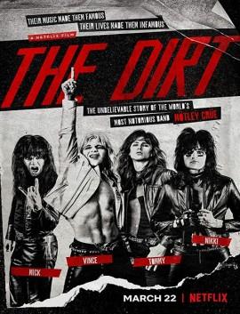 فيلم The Dirt 2019 مترجم