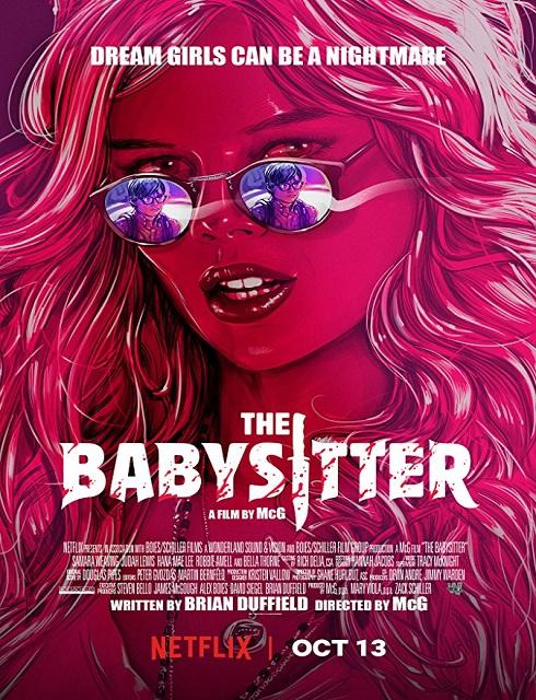 فيلم The Babysitter 2017 مترجم اون لاين