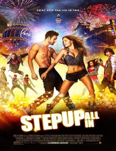 فيلم Step Up All In 2014 مترجم اون لاين